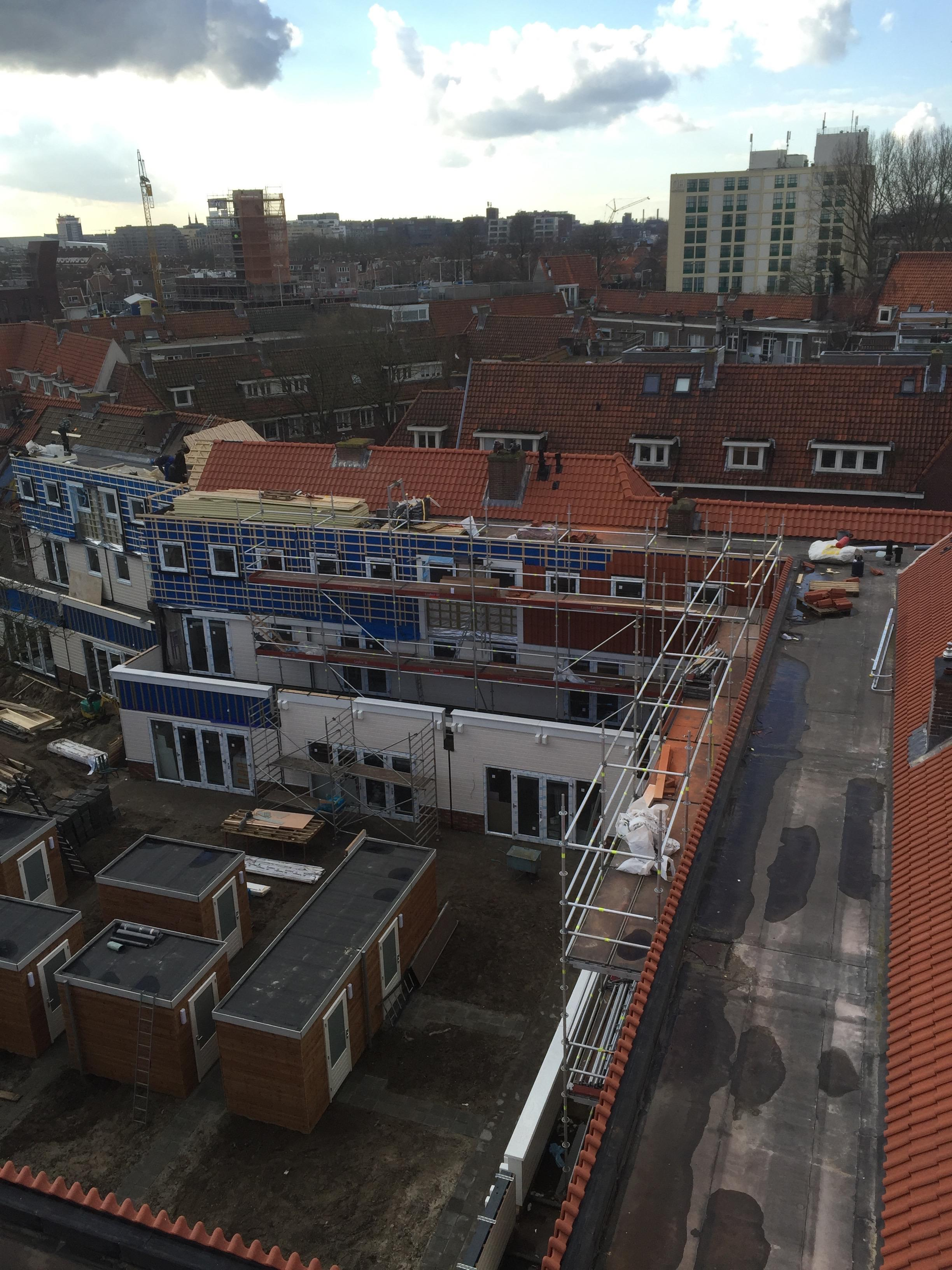 Werk Mosveld Amsterdam